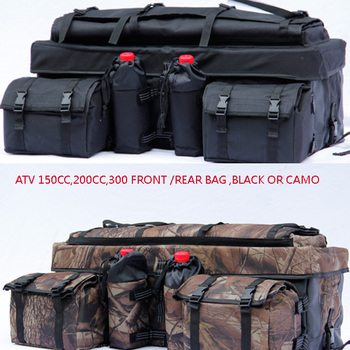 Motocycle Bags Atv Quad Storge Front Cargo Bag