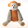 Factory cheap plush baby toys monkey/baby hanging toys/baby toy wholesale