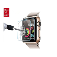 New Arrival 2.5D 9H Anti-shock Smart Watch Tempered Glass Screen Protector for Watch 38mm/42mm