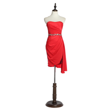 2019 sommer liebsten short night club rock sexy mini red <span class=keywords><strong>cocktail</strong></span> kleid