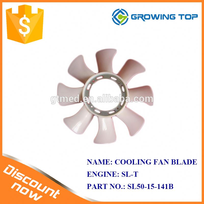 Factory Offer SL50-15-141B Exhaust Fan Blades for Mazda