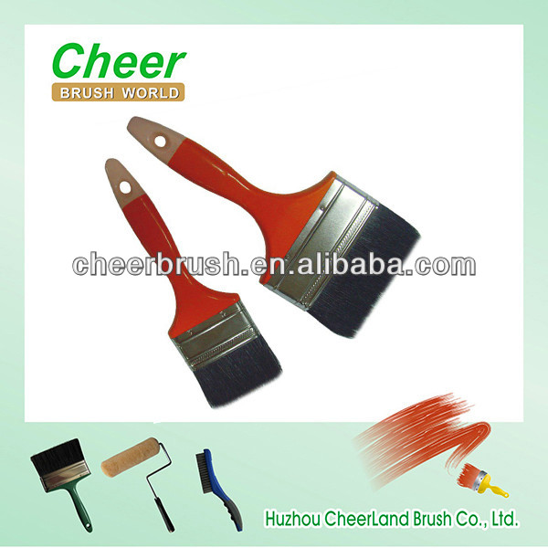 pet brush filament for pencil brush with paint wall paint wooden paint handle and pvc filament cheer 156