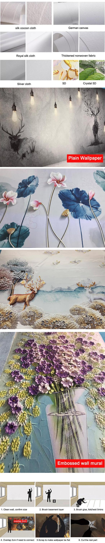 표면 양각 8d 9d print 벽 벽화 artist