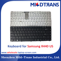 New Original US laptop keyboard for Samsung R440