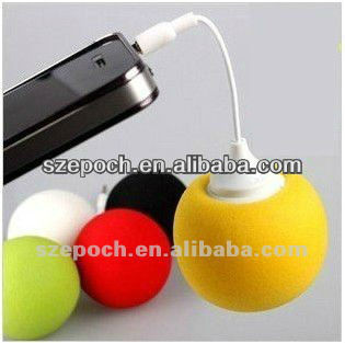 3.5mm USB Portable Speaker mini for iPhone4S/5,3G/3GS,iPod,CellPhone,MP3