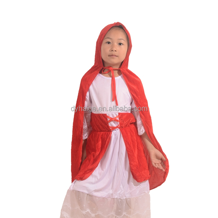 f9c0ac669 Little Red Riding Hood Costume Child