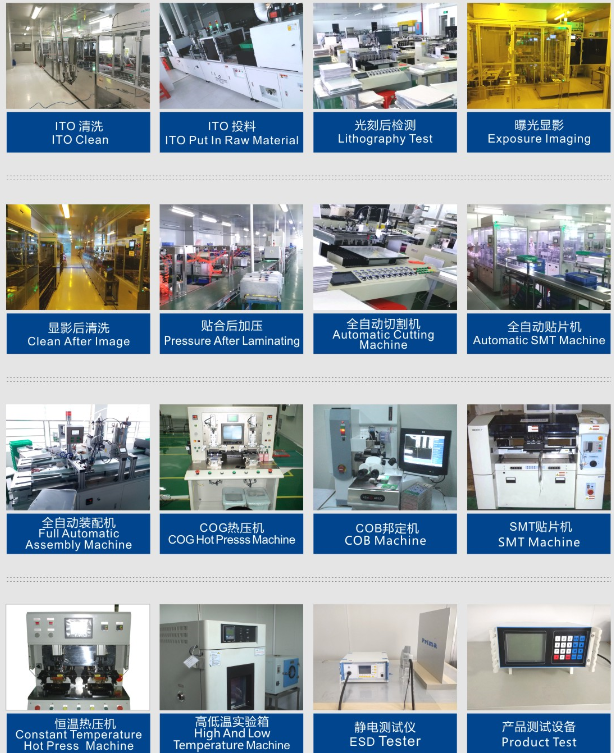 Industrial Grade HMI 800x600 dots matrix 10.4 inch intelligent tft lcd module support RS232 RS485 TTL