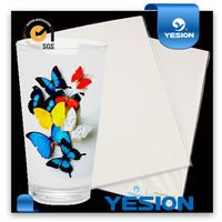 Laser clear water decal transfer paper with high quality water transfer paper