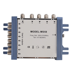 5*8 stand alone cascade multiswitch satellite from Jiangxi hejia