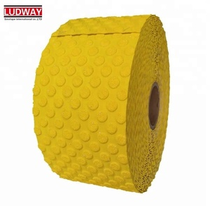 Maximum reflectance from every direction highway tape road line marking tape