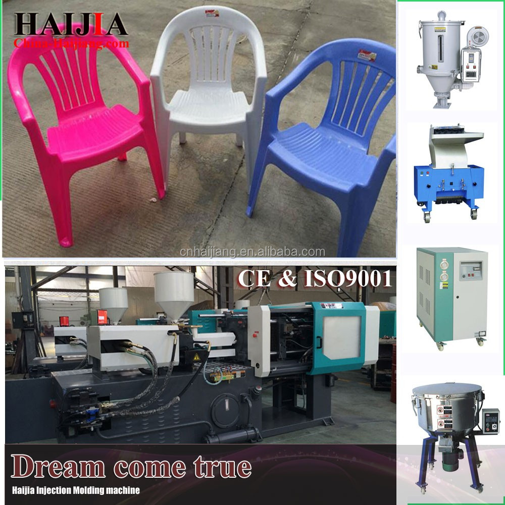 Plastic Chair Injection Molding Machine Plastic Chair Injection