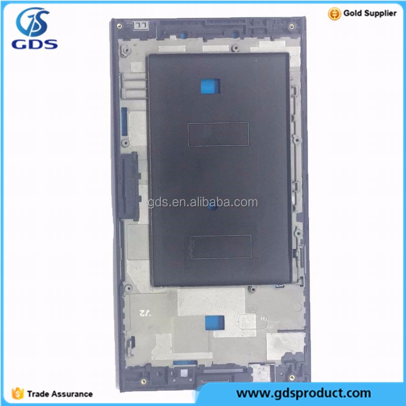 Full Housing Cover Complete Battery Door Mid Frame Bezel For ZTE Zmax Z970
