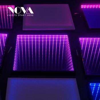 Dj Dance Floor Led Interactive Stage Lighting Screen High Quality