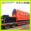 China Famous Brand solid fuel for palm oil mill 15 ton steam boiler price