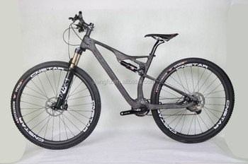 29er Carbon Mtb Bike Eps Made Full Suspension Bike Frame Bb92 Race