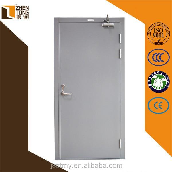 Suficiente Chapa De Aço Inoxidável Personalizado Porta De Ferro Exterior  RN78