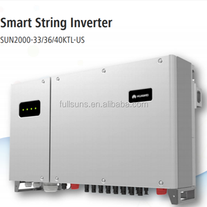 Max power 40kva new generator smart solar inverter 4 mppt string