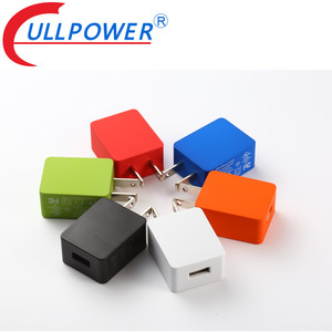 Custom Phone USB Multi Charger Travel Plug Adapter 5v Electric Adapter