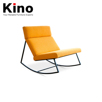 Best Selling Modern Appearance And Relaxing Living Room Chair Specific Use  Rocking Chair