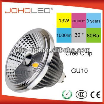 Cri>80 220 Volts Ar111 Cob Led 12w E27 G53 Gu10 Track Light