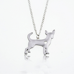 Wholesale alloy pet necklace jewelry