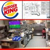 Professional Kitchen Equipment Fast Food Restaurant