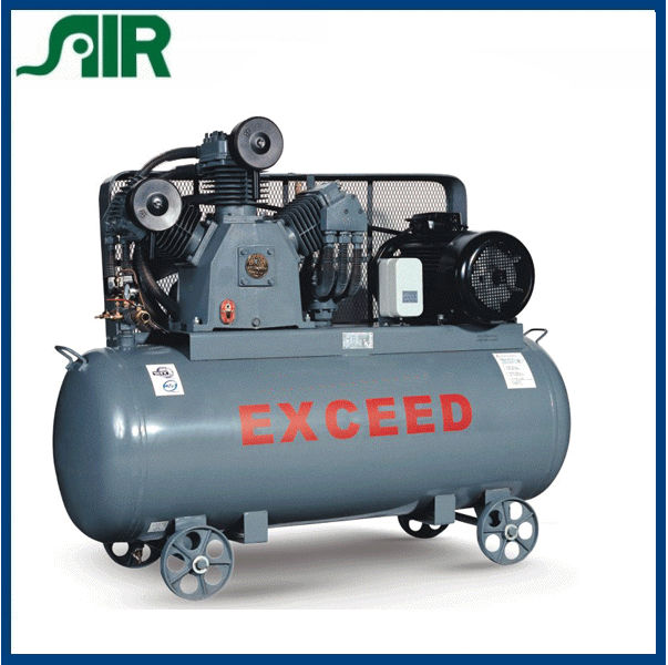 20HP/2.15m3/min High performance feather valve from Sweden Industry reciprocating air compressor