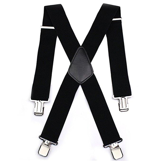 Mens 50mm Ancho Pesado Deber Pantalon X Forma Tirantes Para Pantalones Tirantes Identificacion Del Producto 300011966956 Spanish Alibaba Com