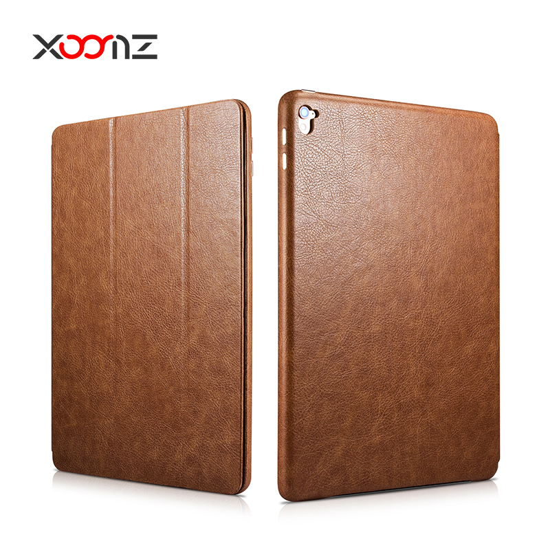 XOOMZ Flip Leather Case Cover for Apple iPad pro 9.7 12.9 inch