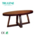 Chinese Home furniture tea table with wooden material coffee table in model style