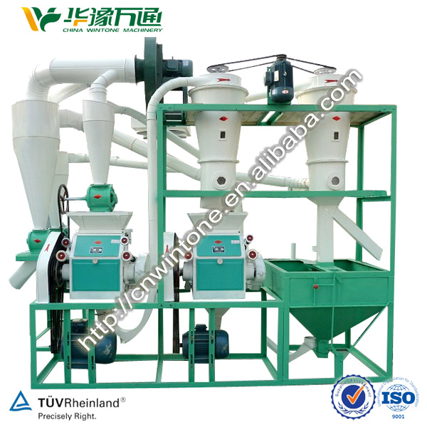 China High Quality Suppliers Maize Milling Machine/maize Flour ...