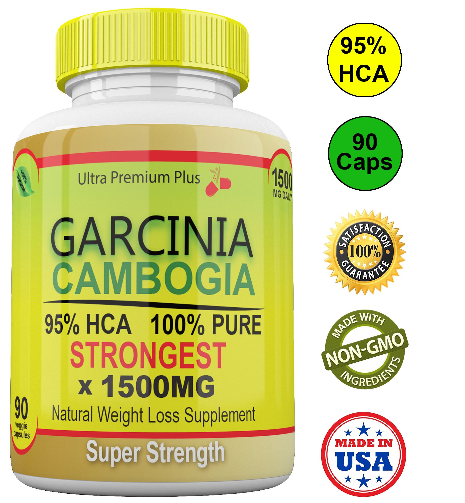 Cheap Slim Natural Pills Find Deals On Line At Pure Cambogia Ultra Get Quotations Strongest 1500mg 100 95 Hca Extract Garcinia Capsules Extreme Fat Burner For