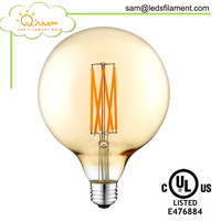 e27 led filament bulb light 360 degree beam angle led globo lighting