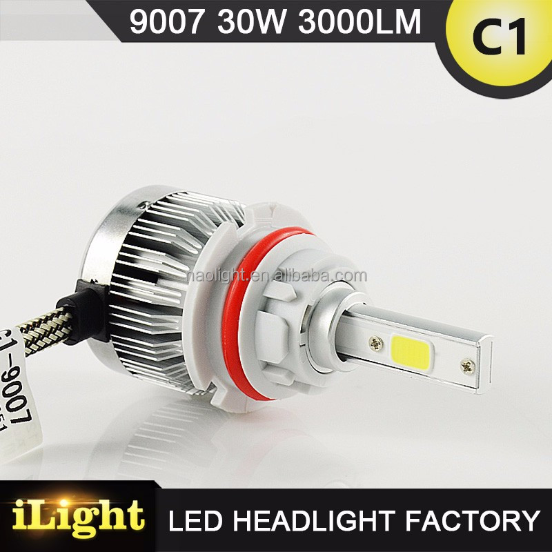 C1-9007 Auto Led Light Car Headlight For Golf 6 Gti