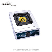 Auto ignition ace single burner wood gas stove BW-1007