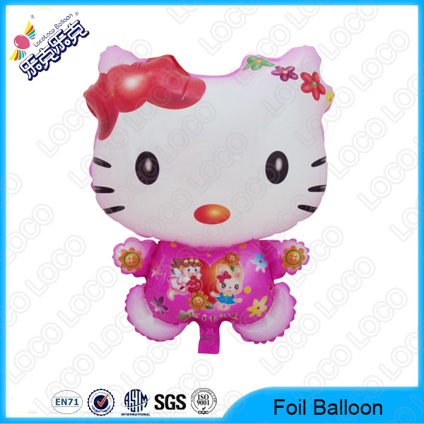 Newest Helium frozen foil balloon popular