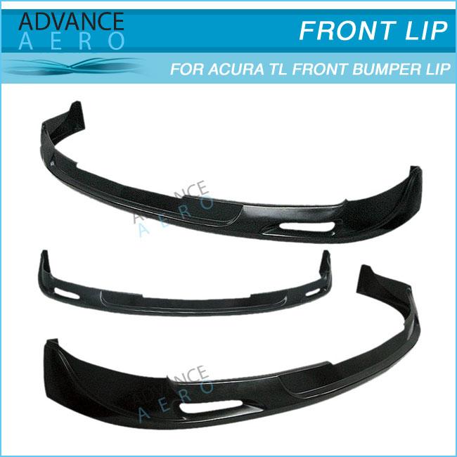 For 04 05 06 Acura Tl Mug Style Urethane Diffuser Lip Splitter ...
