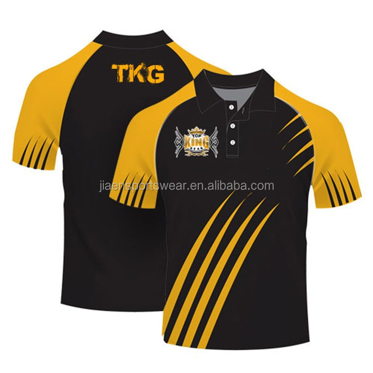 Sport new pattern t shirts polo shirt embroidery logo for Custom logo t shirts no minimum
