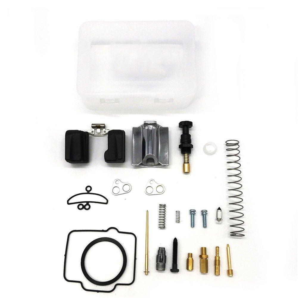 Aixia One Pack Motorcycle Repair Kit 30mm/32mm/34mm/36mm/ 38mm/40mm For PWK KEIHIN OKO Carburetor Spare Sets (30mm)