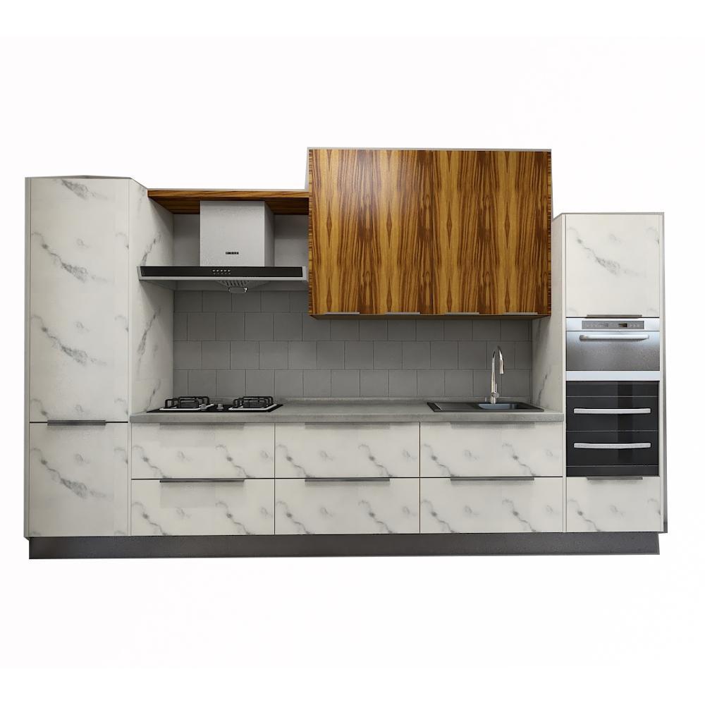 Cuisine Moderne Design ak2524 moderne meubles cuisine design with bar counter in china - buy  cuisine,cuisine moderne,meubles cuisine product on alibaba