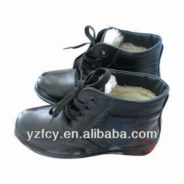 electric insulation black ankle safety High shoes pHqftwTO