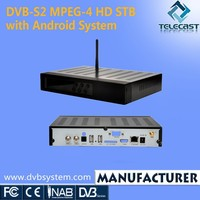 Satellite Dish TV Receiver