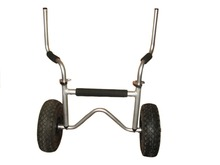 Kayak Canoe Carrier Dolly Trailer Tote Trolley Transport Cart Wheel