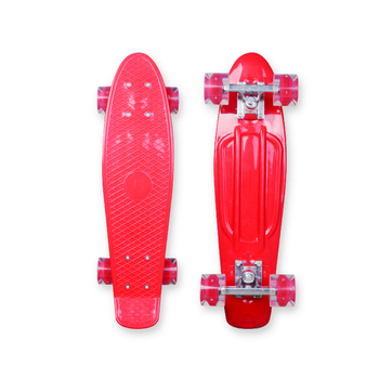 Wholesale Mini Plastic Skateboard Complete with Cruiser Skateboard