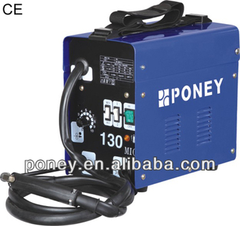 CE 230v portable AC only no gas small mig 100/130A/mig/trade manager client/spawarki/spawarka