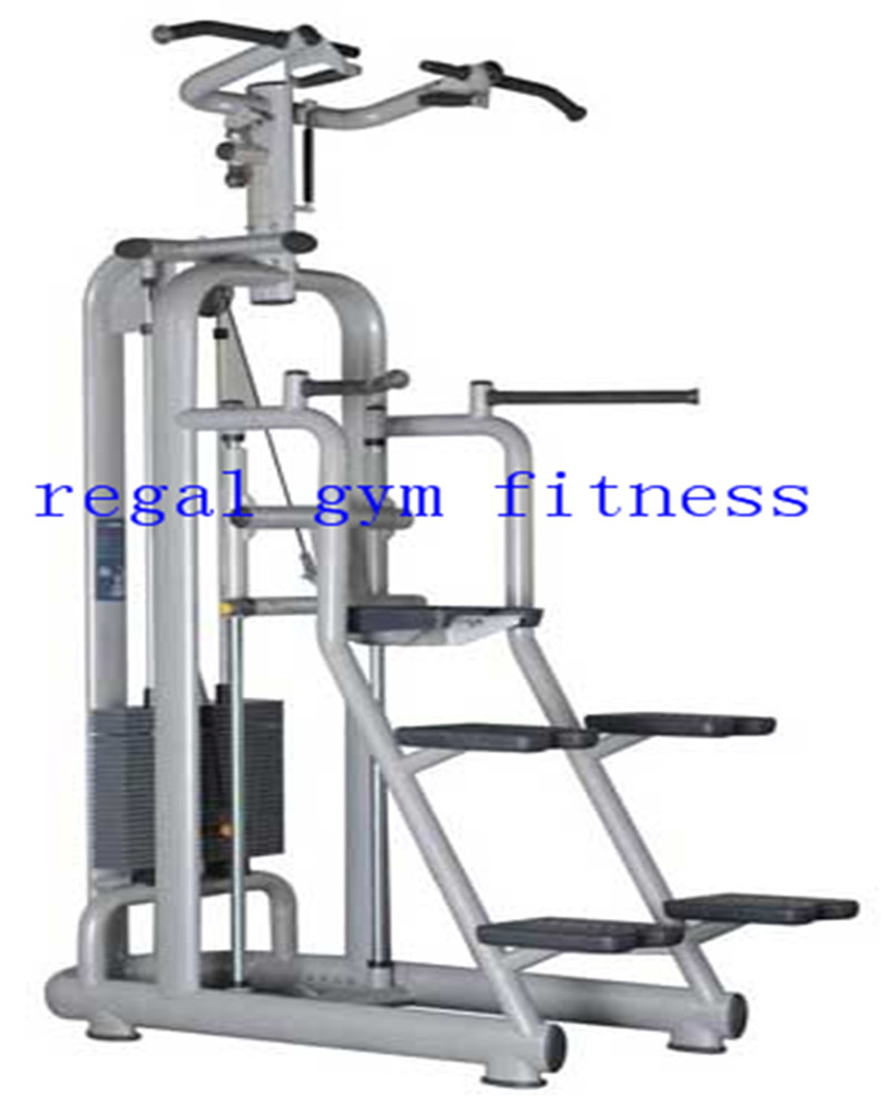a5964995016 Best Quality Assisted Chin Up dip fitness Workout Machines For Sale ...
