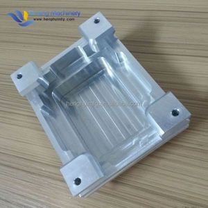 OEM high quality precision metal FR4 epoxy fiberglass CNC machining part of motorcycle cooler kit