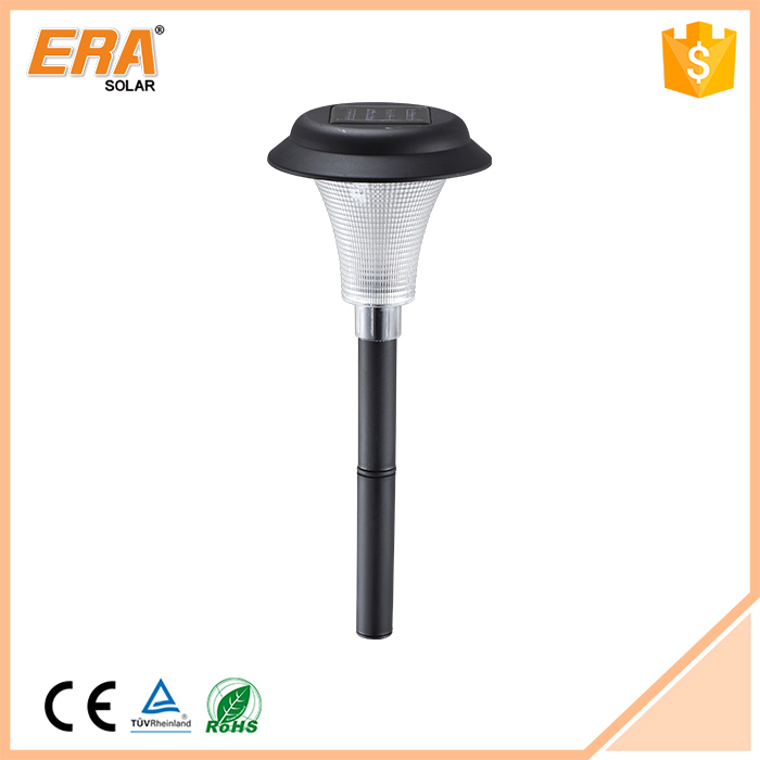 Outdoor Solar Lights Parts: Energy-saving Solar Power Rohs Ce Tuv Solar Garden Light