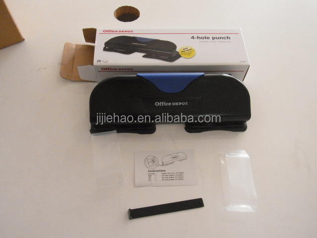 office products paper punch/4-hole punch Hand Paper Punch