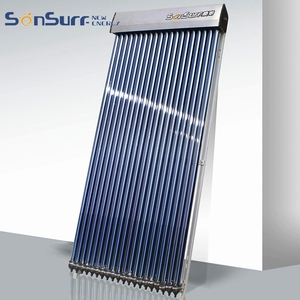 Evacuated Tube Flat Plate Prices Pressurized Solar Water Heater Collector